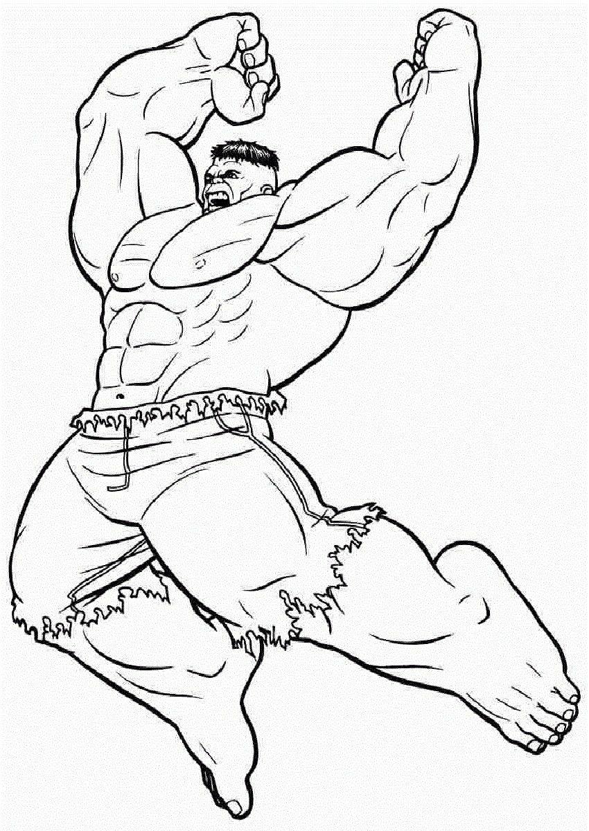 Hulk Smash Coloring Pages For Kids In 2020 Hulk Coloring Pages Superhero Coloring Pages Superhero Coloring