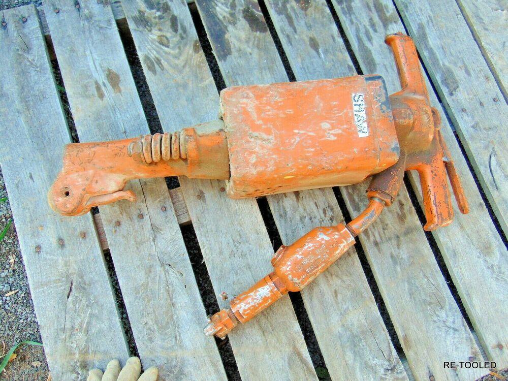 IR Ingersoll Rand Pneumatic Air Jack Hammer Demolition