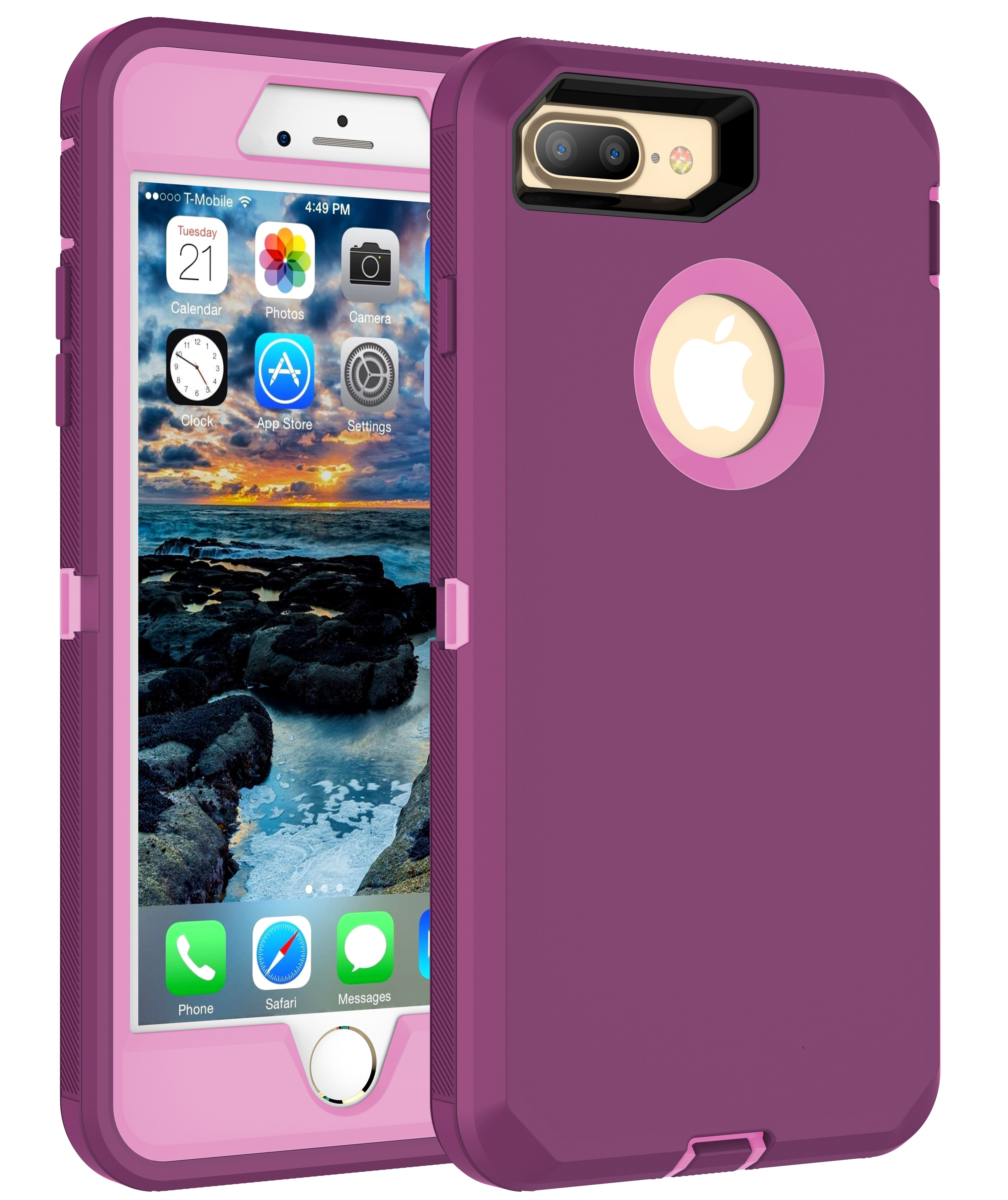 detailed look 5d569 4ad47 iPhone 8 Plus Protection Case   Phones cases in 2019   Girl phone ...