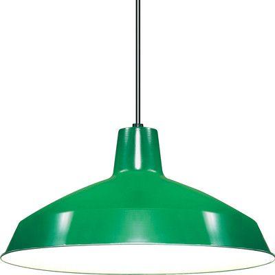 Nuvo Lighting 1 Light Pendant & Reviews | Wayfair.ca