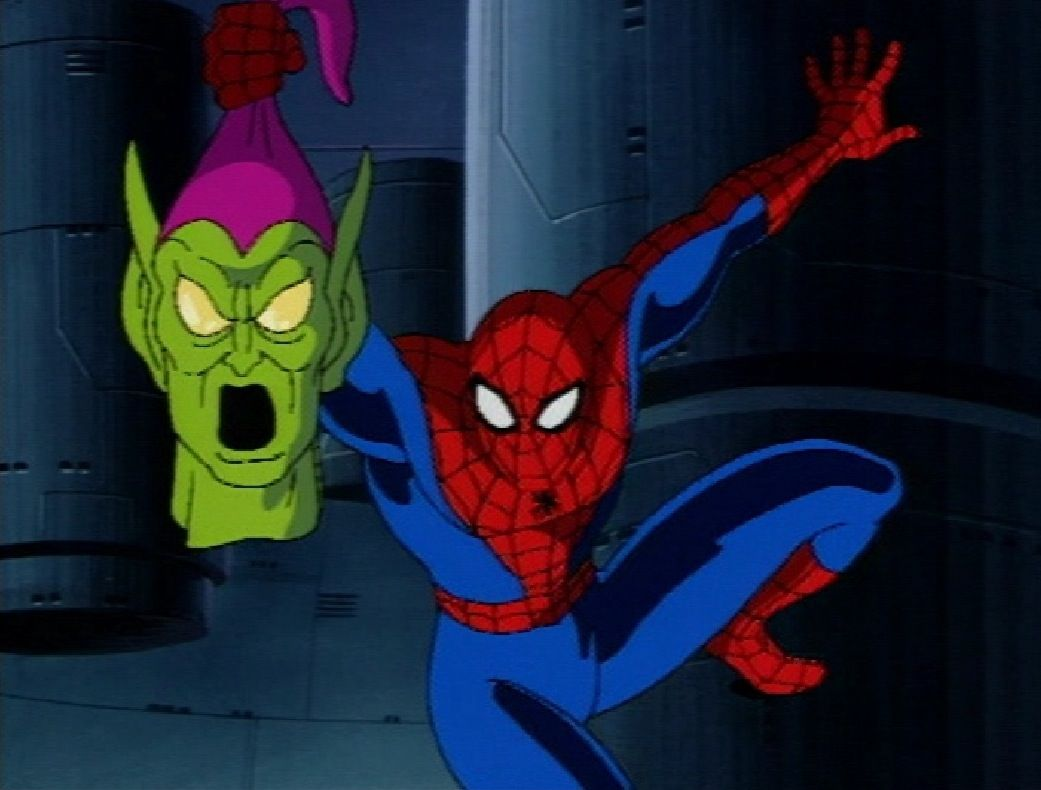 Spider-Man reveals the identity of the Green Goblin ...
