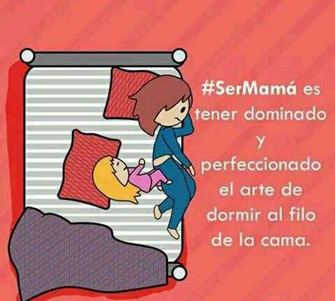 Ser madre  ...