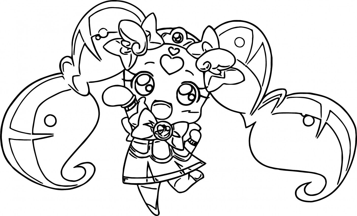 27+ Pretty Image of Glitter Force Coloring Pages Dessin