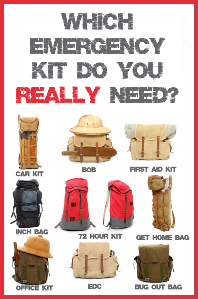 If You Are Overwhelmed By All The Information Available On Various Emergency Kits This Post Is For Before Can Start Creating A Survival Kit