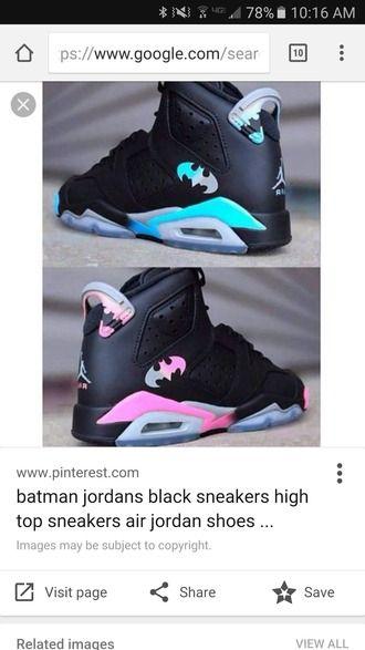 9296289fcd6698 shoes jordan 23 batman sneakers jordans