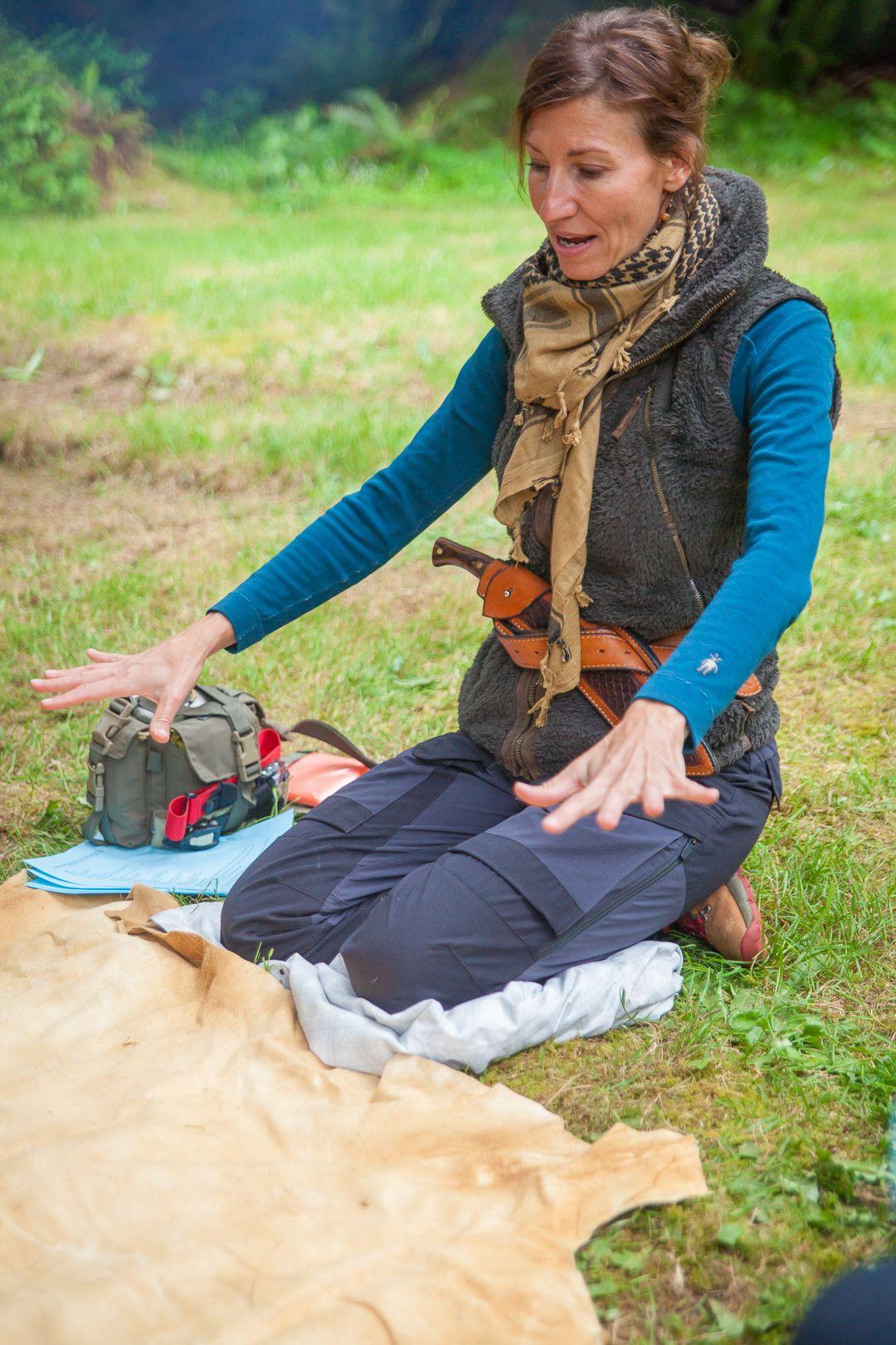 What's in my Basic Emergency Field Kit? Bushcraft skills
