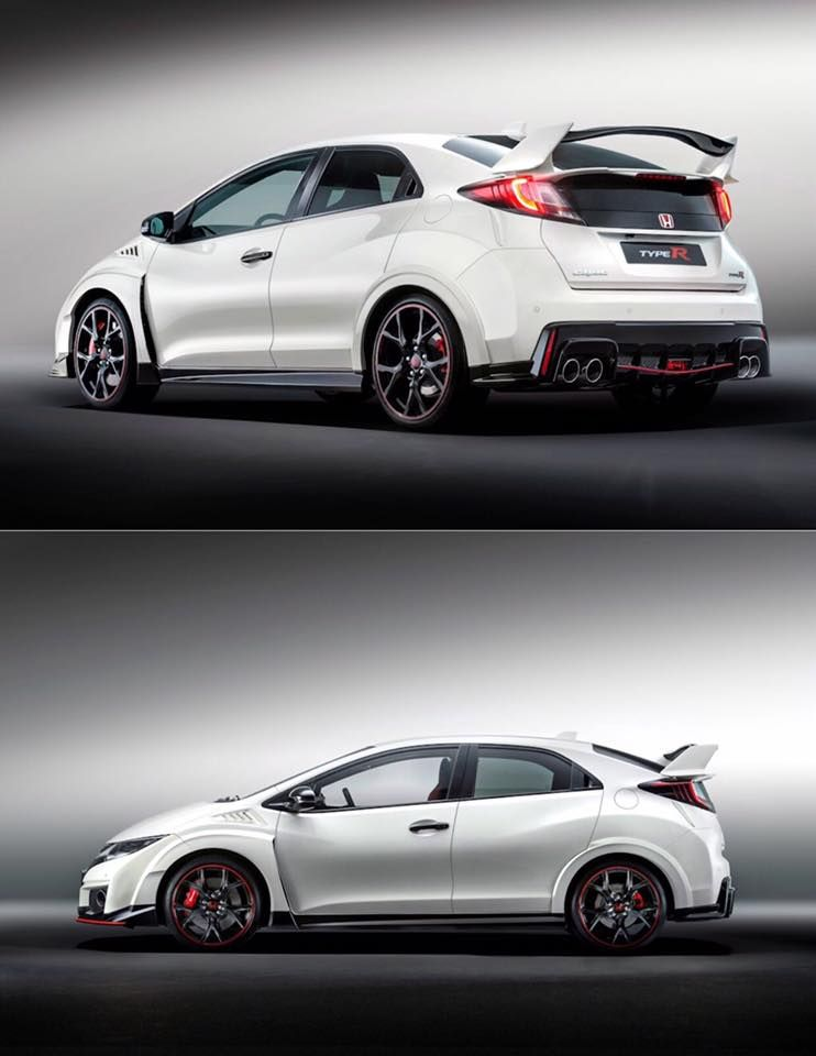 honda civic type R 2015! (With images) Honda civic type