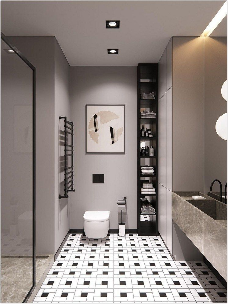 Pin By Tina Solo On Home Decor Modern Bathroom Design Bathroom Interior Bathroom Interior Design