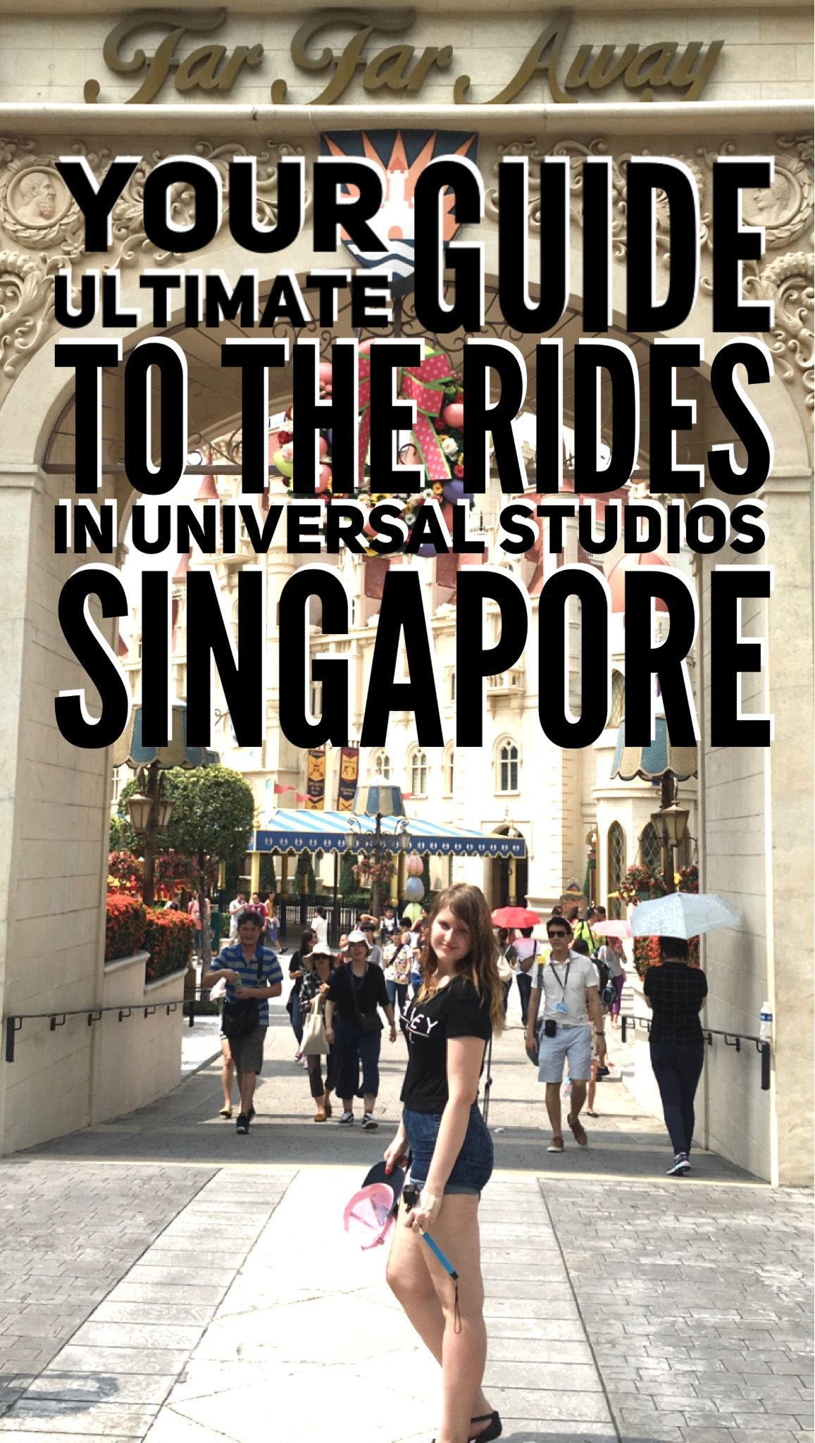 The ultimate guide to the rides in Universal Studios ...