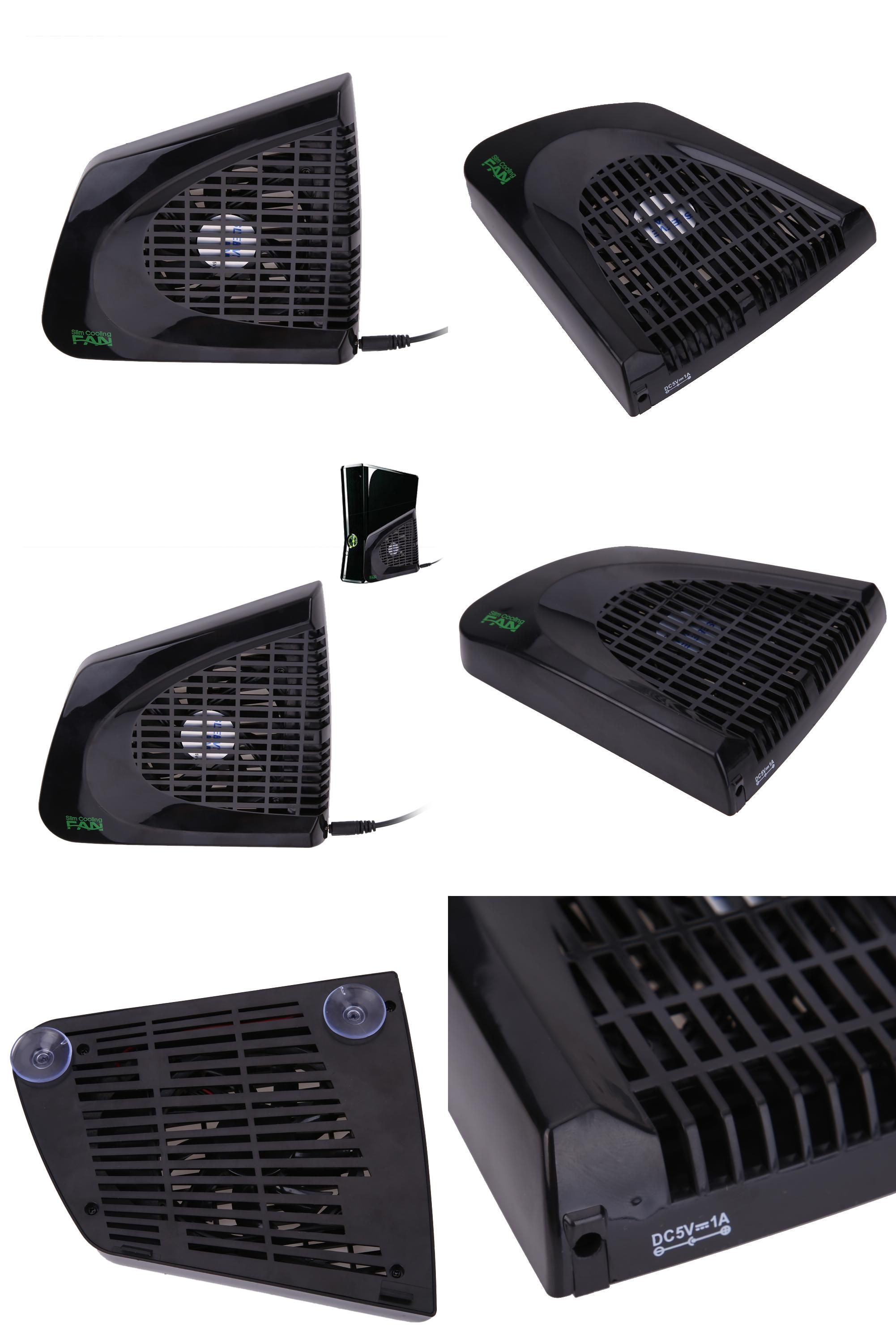 Visit To Buy New Cooling Fan For Xbox 360 Thin Slim Machine