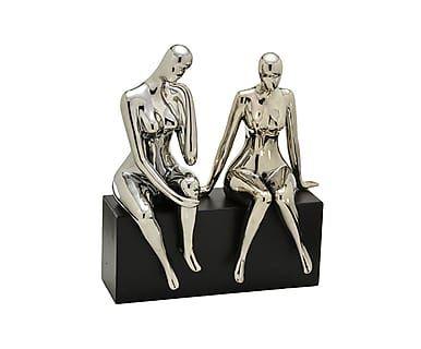 Escultura Casal Une