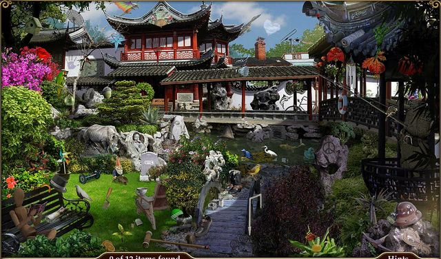 Gardens Of Time Is A Hidden Object Game Plus Designing A U0027gardenu0027 From  Different