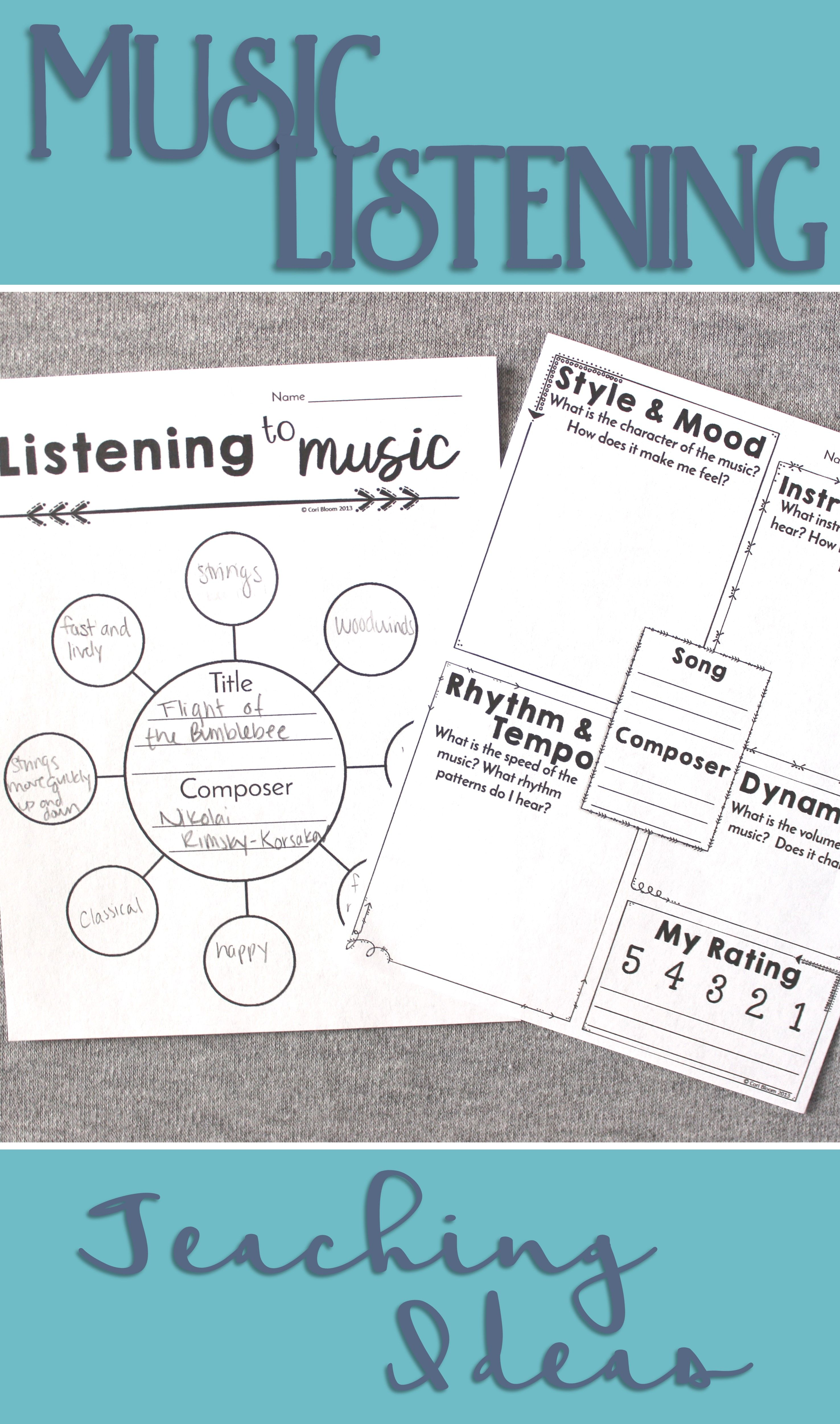 A Giant Collection Of Music Listening Ideas
