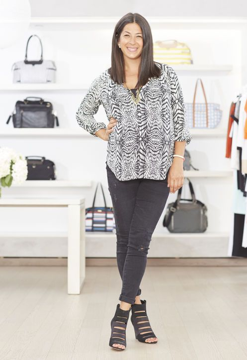 c97db46686944 5 Ways to Look Chic While You're Pregnant, Courtesy of Designer Rebecca  Minkoff
