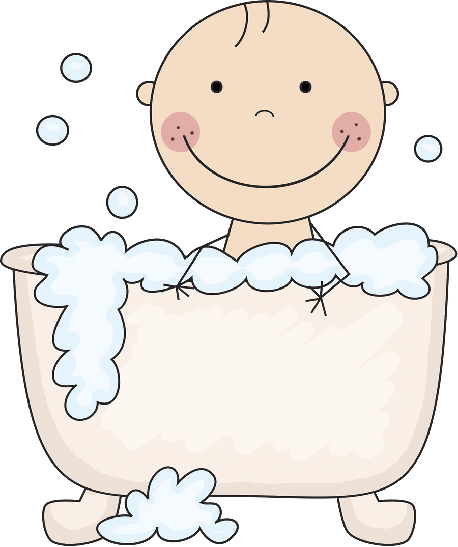 Днем, рисунок для новорожденного