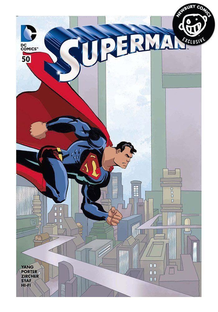 Superman 50 Tim Sale Variant Comic Color Superman Comics Dc Comics Superman