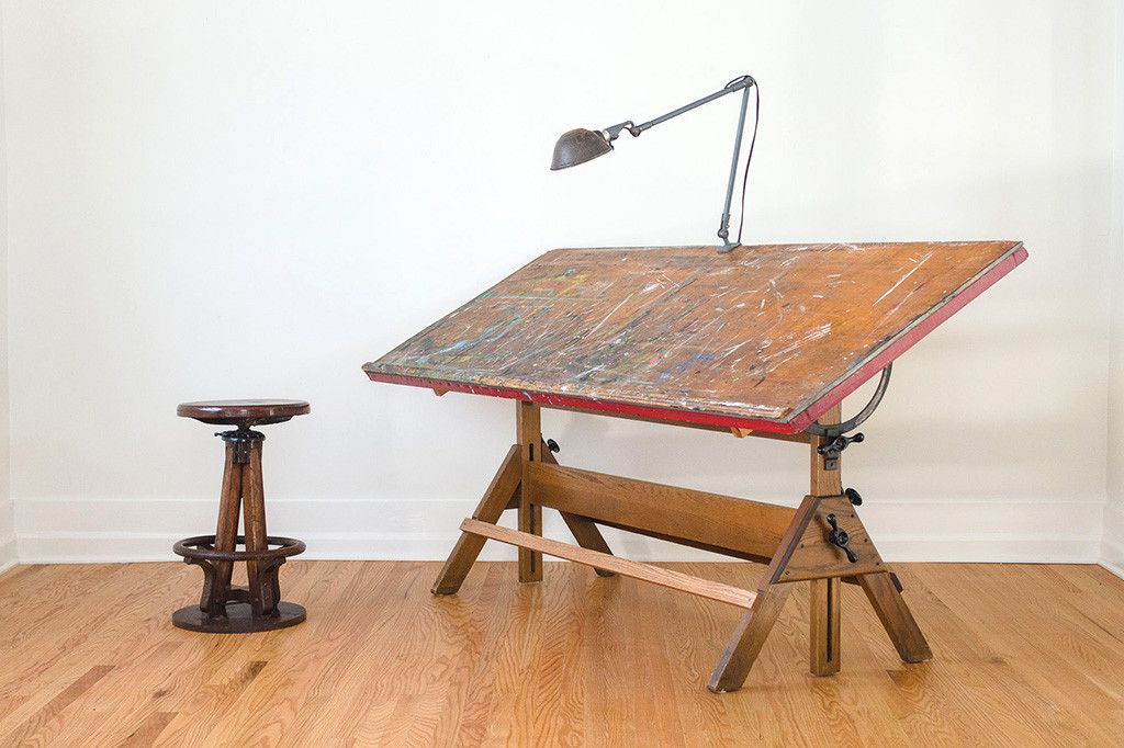 Hamilton Studio Drafting Table Vintage Drafting Table Drafting Table Drawing Desk