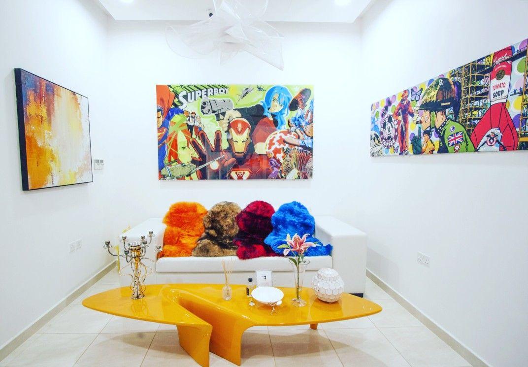 ديكور شبابي عصري Redsquare Design Colorful Interiordecorations Designers Decor Furniture Home Homedesigns Ksa Riyadh Decor Home Decor Design