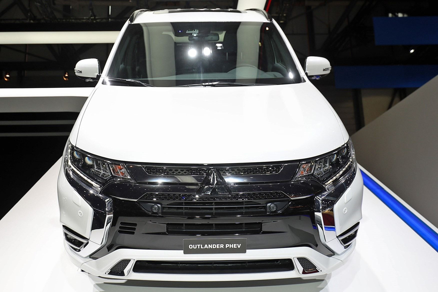 2019 Mitsubishi Outlander First Drive Mitsubishi