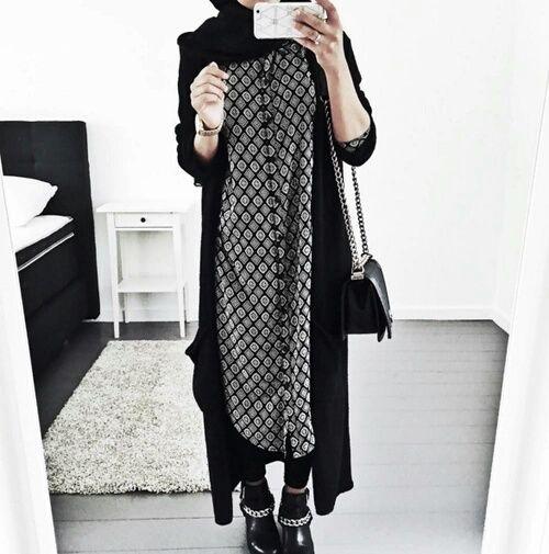 Minimal Hijab Ootd We Heart It O O T D Muslim Style Pinterest Minimal Ootd And Hijab