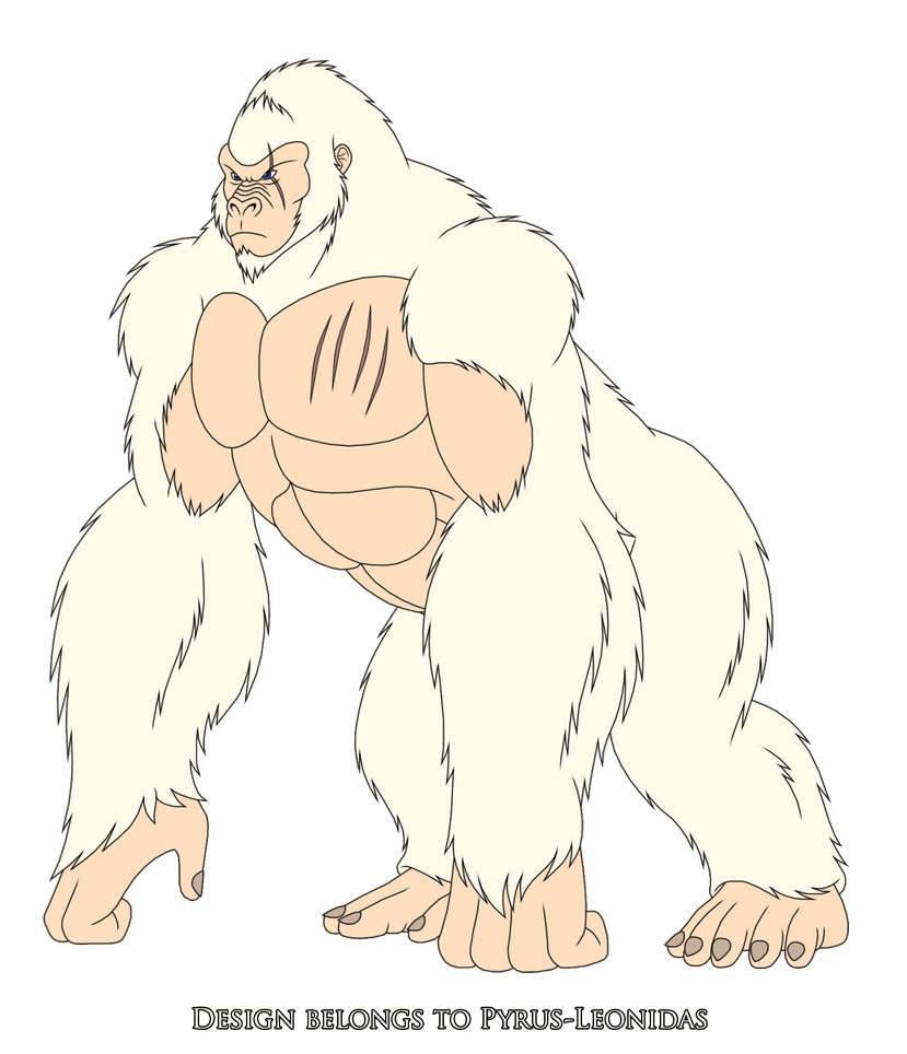 Rampage George Final Redesign By Https Www Deviantart Com Pyrus