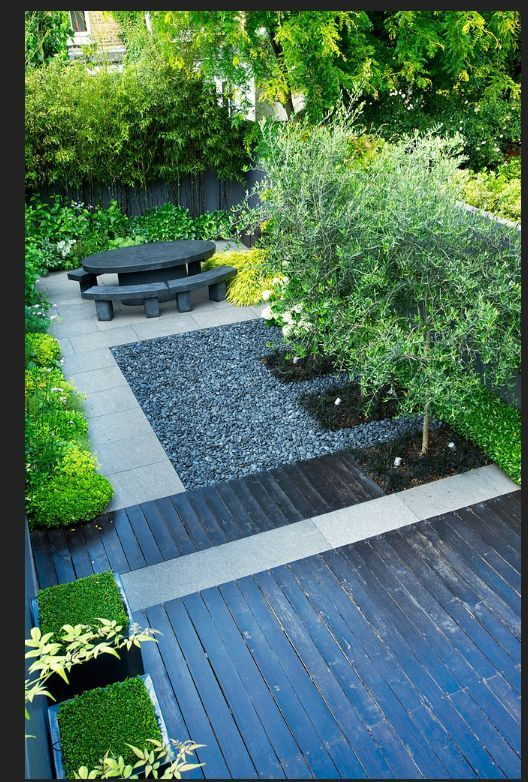 People who love flowers and plants always want to ut l ze for Contemporary gardens 10 of the best