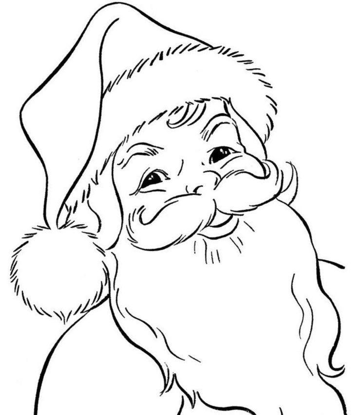 Weihnachtsmann Malvorlagen Weihnachten Coloring Pages For Ki