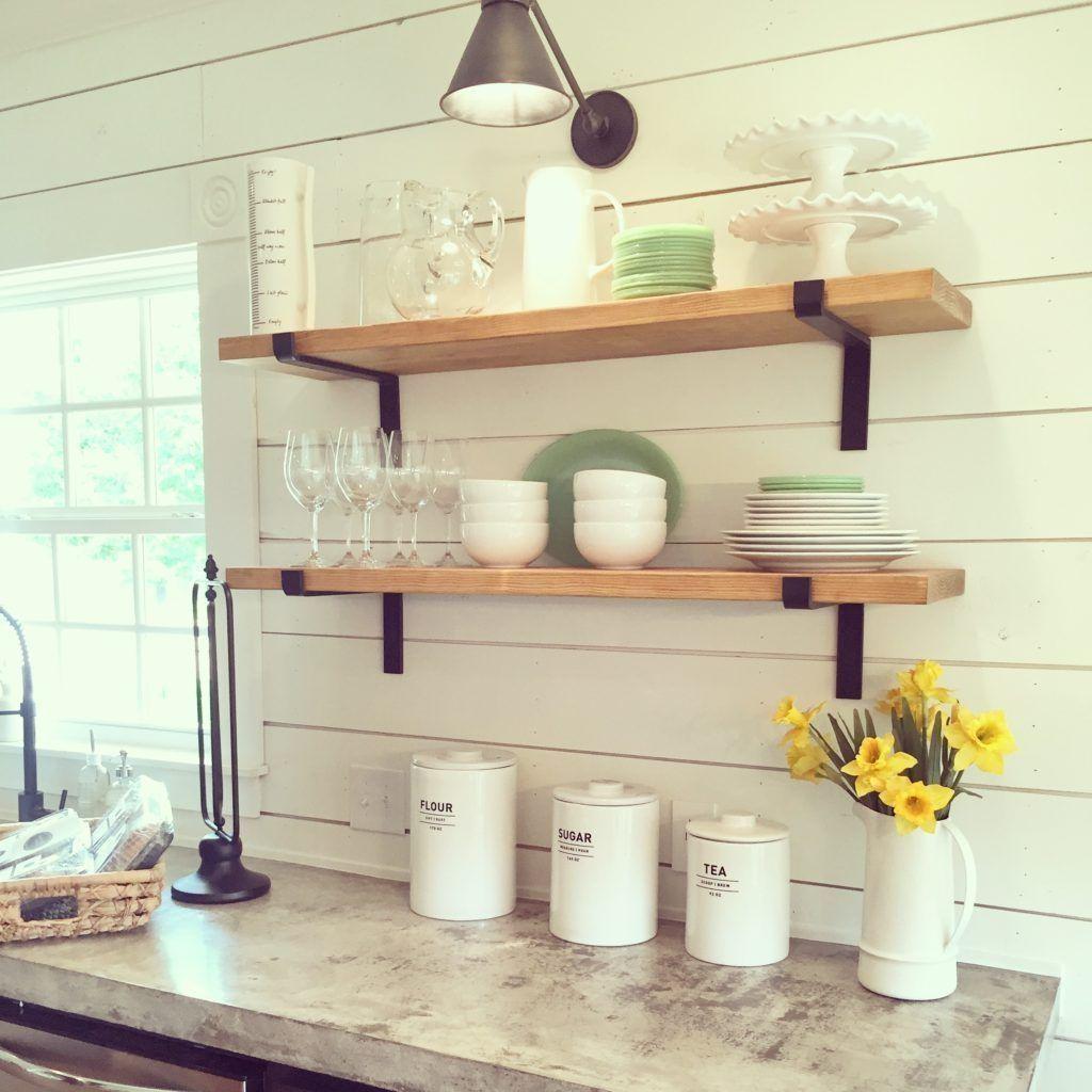 35 Cozy DIY Floating Shelves Ideas #floatingshelves