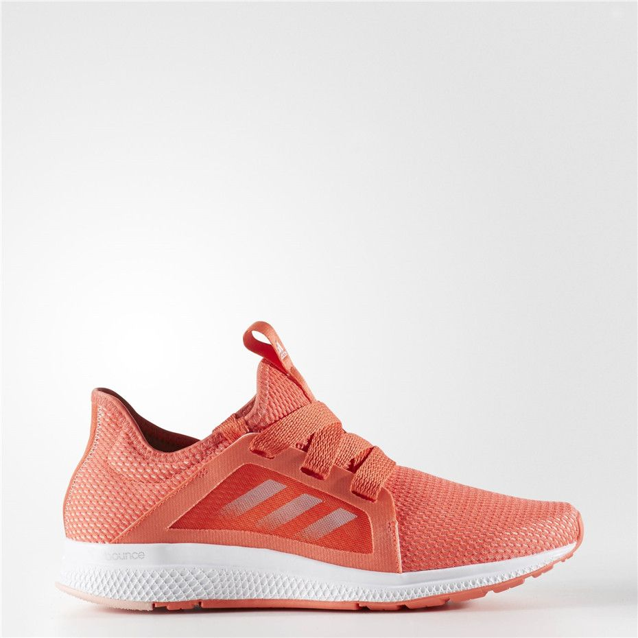 Adidas Edge Lux Shoes (Easy Coral / Running White / Haze Coral)
