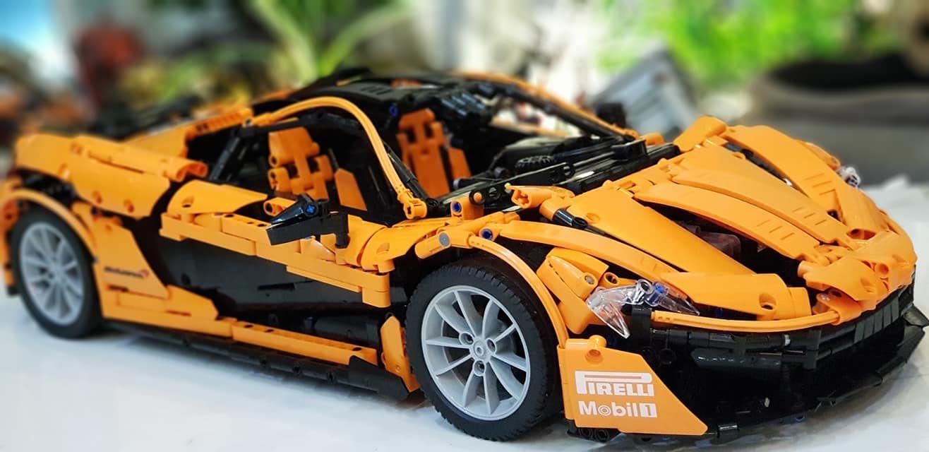 Moc Mclaren P1 Hyperca Lego Technic Lego Lego Cars