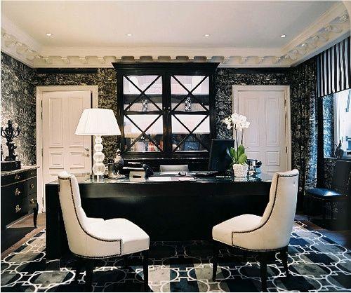 Metropolitan Musings Work from Home Pro Pinterest Home Office