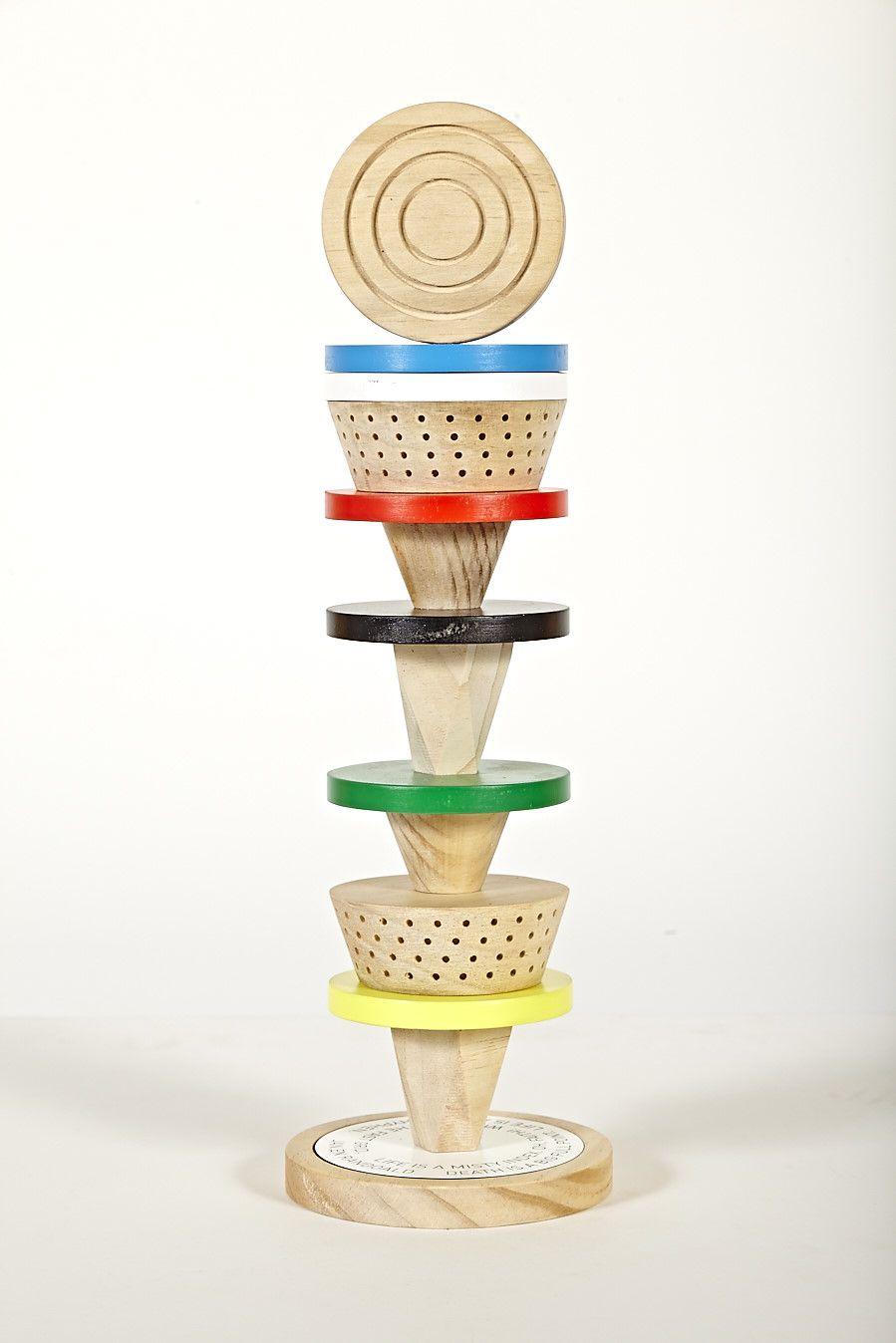 Jan en randoald ceramic art sculpture contemporary