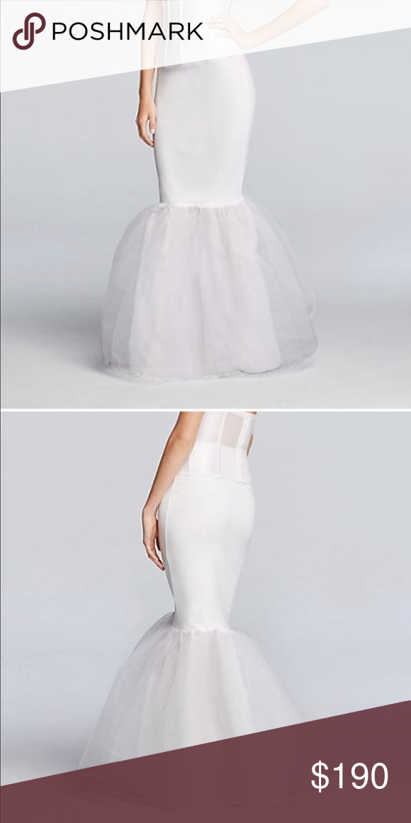 a73e81c0b1cd2 Trumpet Silhouette Slip Trumpet Silhouette Slip Prefect Under A Wedding  Dress or Prom to give that extra puffy look 👀. Other