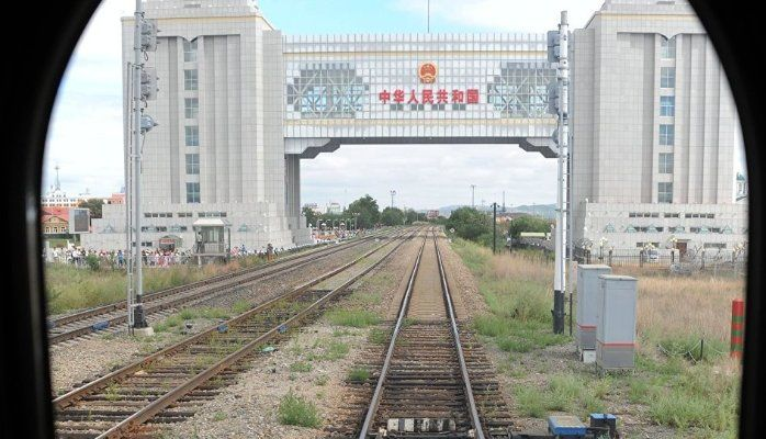 All Aboard! Russia, China Launch New Railway Route for Container Shipments