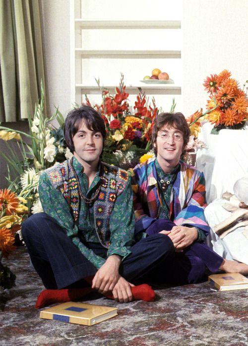 Cherriesandlime Via McCartney Lennon