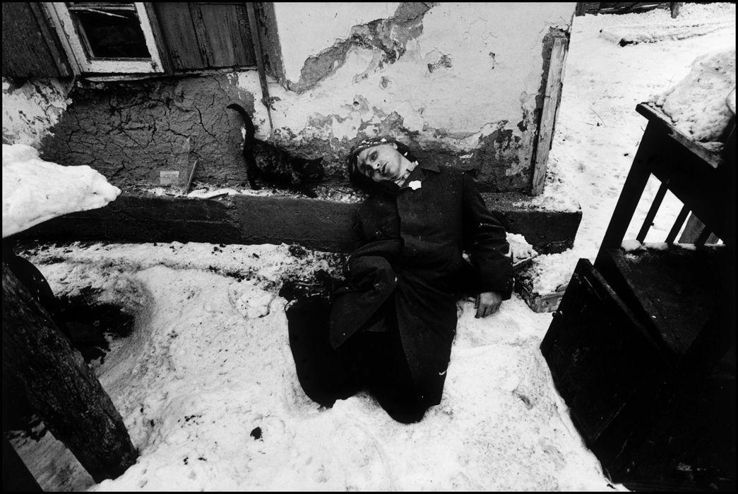 Grozny, Tchétchénie, 1995