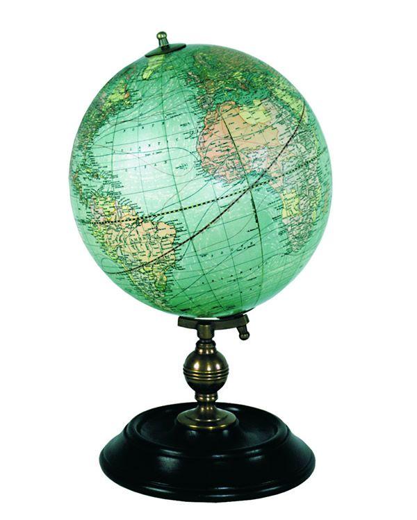 1921 USA Globe Weber Costello - Sample image