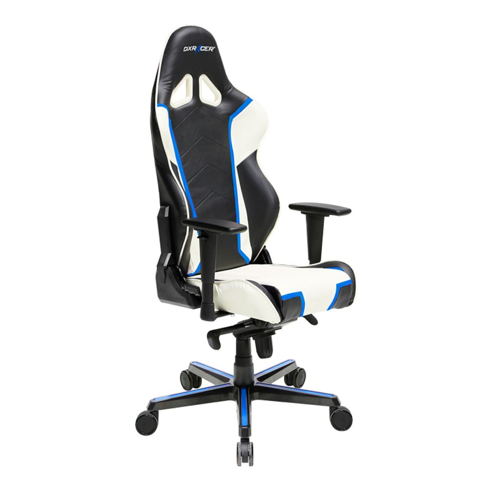 Groovy Black White Chair Racing Series Dxracer Gaming Gta Mlg Camellatalisay Diy Chair Ideas Camellatalisaycom