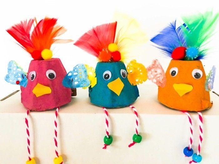 Basteln mit Kindern Ostern bereitet Groß und Klein viel Freude