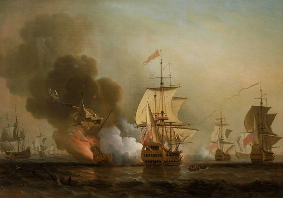 Ahoy, Mateys! Downed Ships Reveal Hurricane History http://whtc.co/8uad