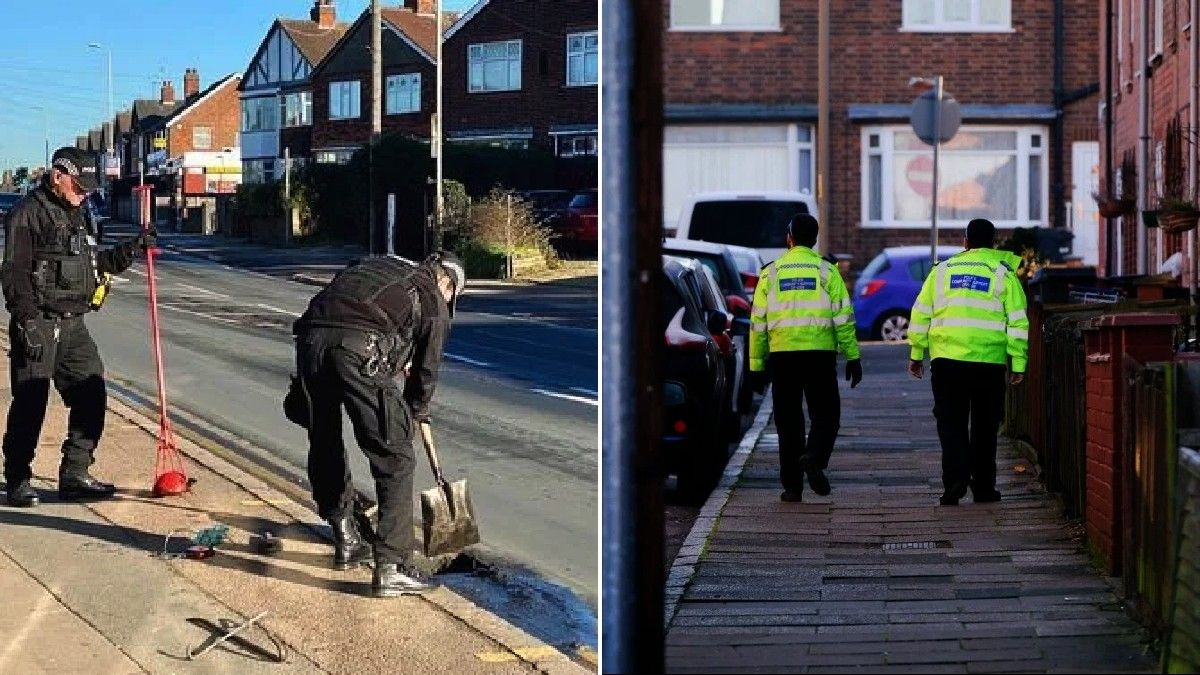 charged over serial slasher attacks after boy 10 stabbed in neck Man charged over serial slasher attacks after boy 10 stabbed in neck  Royal rage All the times the Queen...