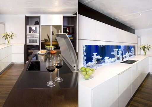 Perfect Behold A Step Into The World Of Making The Entire House Useful For A Party.  This Is U0027The Dynamic Kitchenu0027 By Darren Morgan, One Made To Home Design Ideas