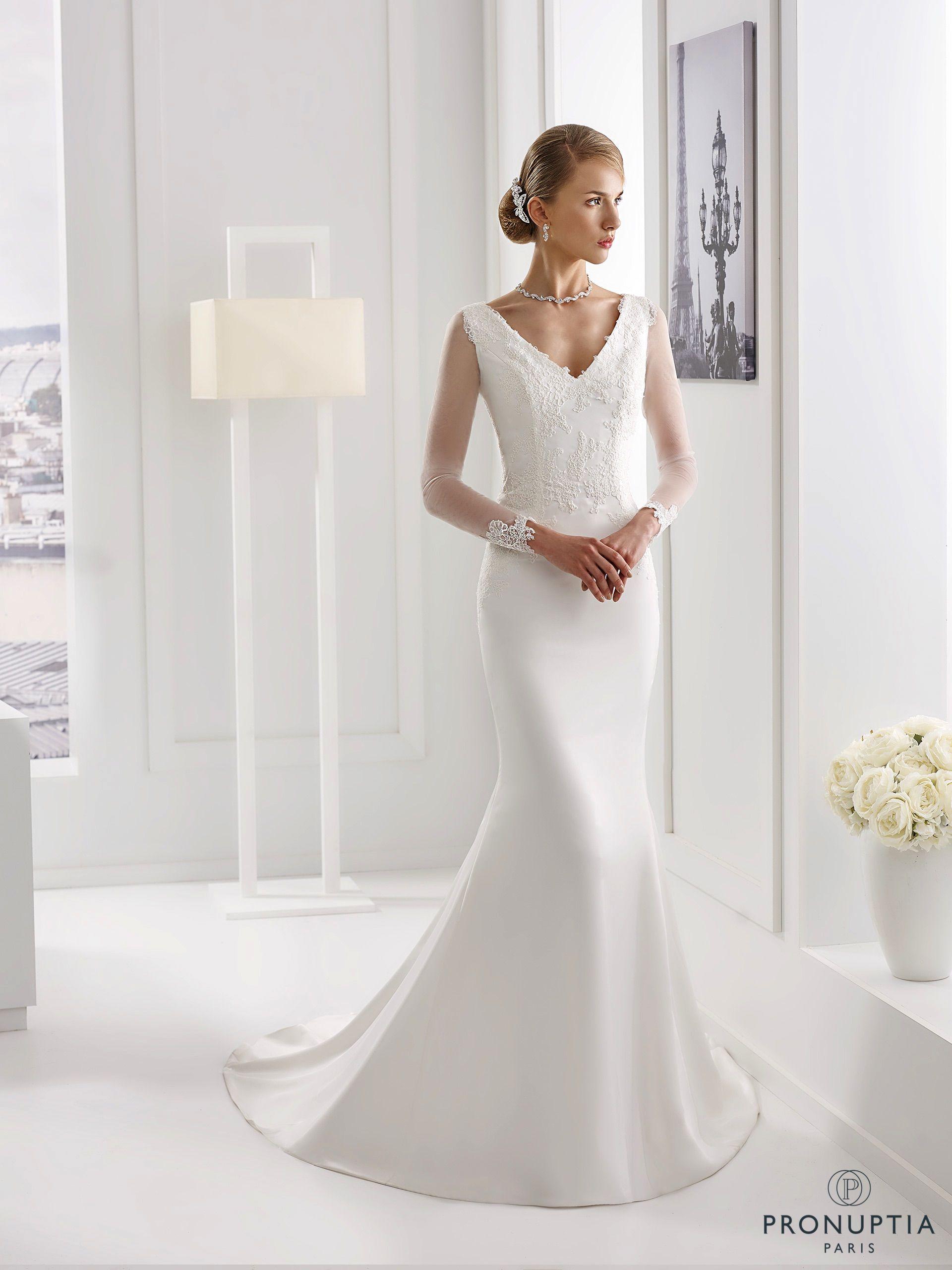 Géode, collection de robes de mariée - Pronuptia | Idée de robes ...