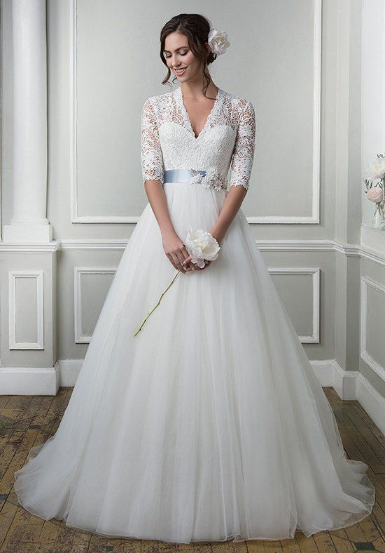 771f6deabe3 Lillian West 6387 Wedding Dress - The Knot (up to size 32)