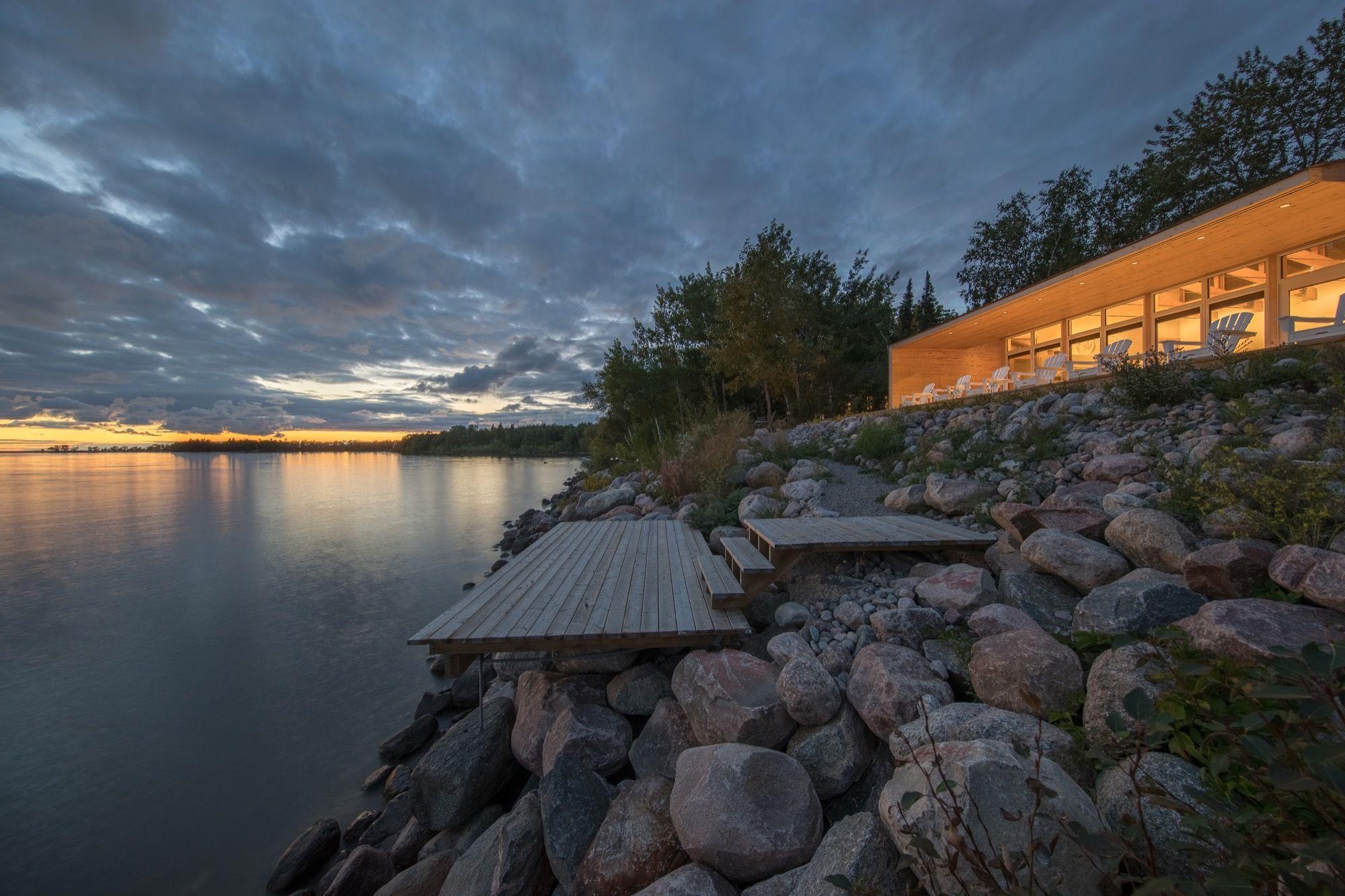 Beach House Cibinel Architecture