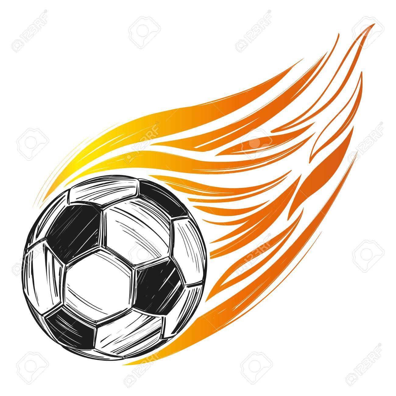 Soccer Elements Set In 2020 Soccer Drawing Soccer Soccer Theme