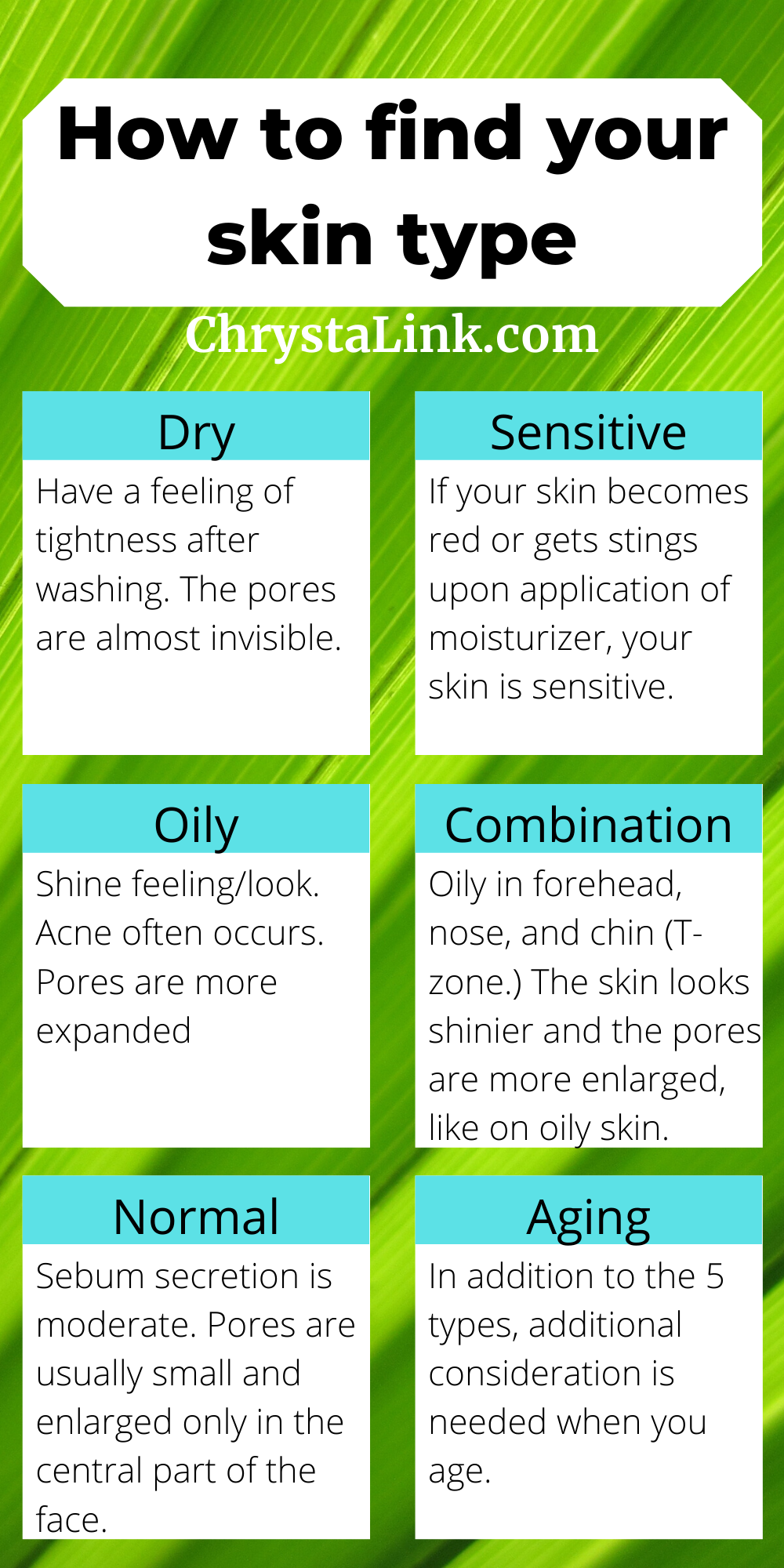 Your Skin Type How To Find In 2020 Daily Skin Care Routine Skin Care Daily Skin Care