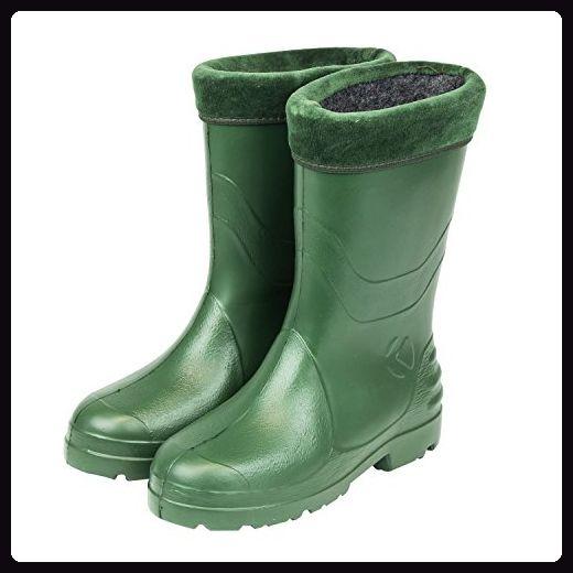 Damen Regenstiefel Grün Gefütterte Gummistiefel Schuhe Eva N80myvwOnP