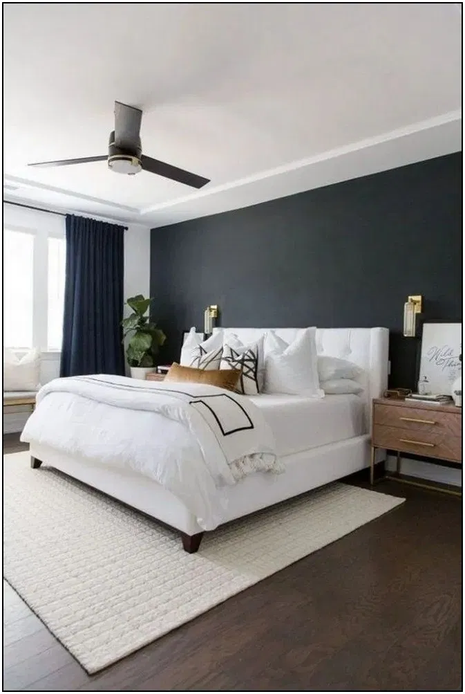161 minimalist bedrooms ideas with cheap furniture page 30 ...