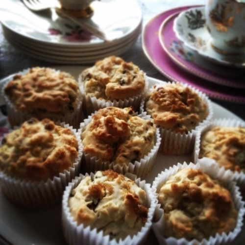Rosana mcphee food allergies allergies and gluten free gluten free apple sultana muffins from our post for food allergy intolerance awareness week forumfinder Choice Image